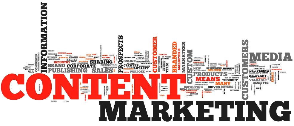 Content marketing - information