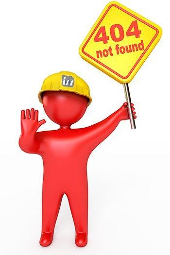404 error code page not found