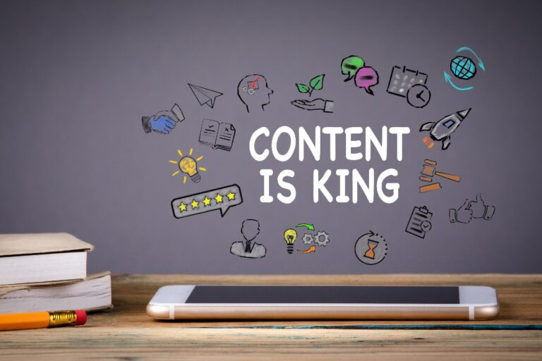 have your content ready - Content is king