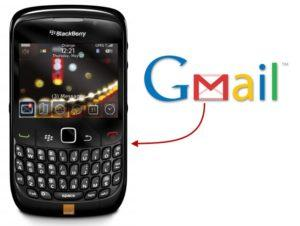 blackberry gmail