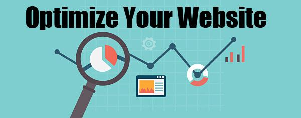optimize your website - seo optimization