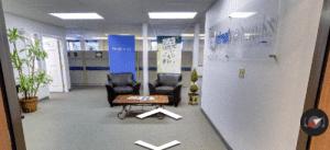 Google tour of Infront Webworks