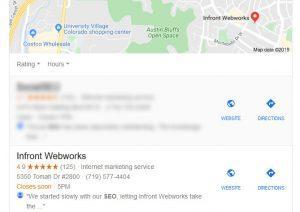 Infront Webworks location