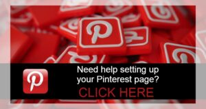 need help setting up your pinterest page?