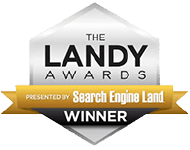 The Landy Awards Winnger 2018 - Search Engine Land Awards
