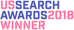 US Search Awards 2018 Winner