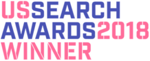 US Search Awards Winner 2018