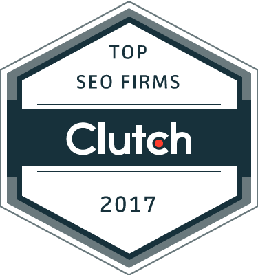 Infront Webworks is Recognized as a Leading 2017 Global SEO Agency!