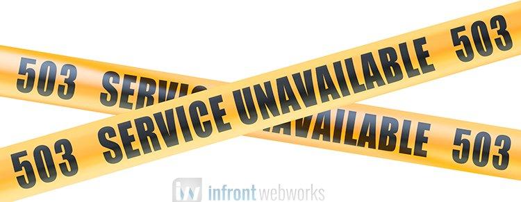 Webpage Error Code