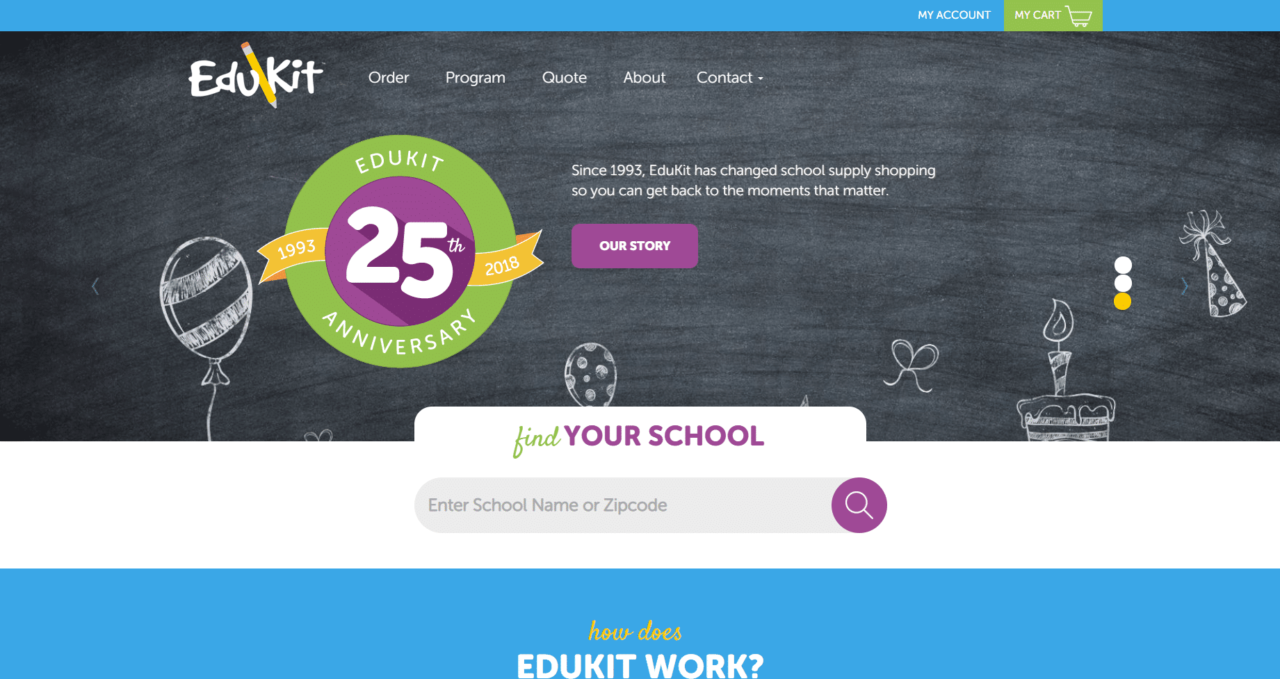edukit new site