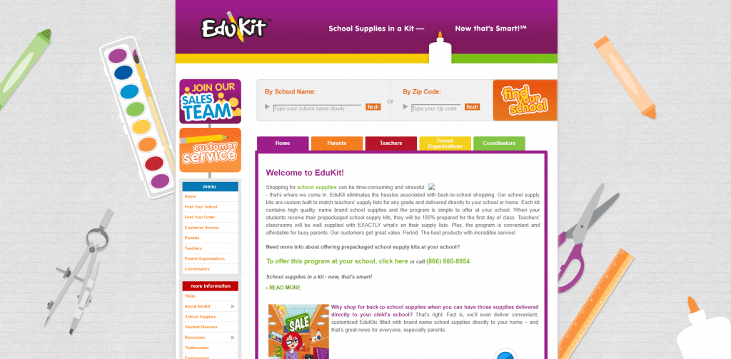 edukit old site