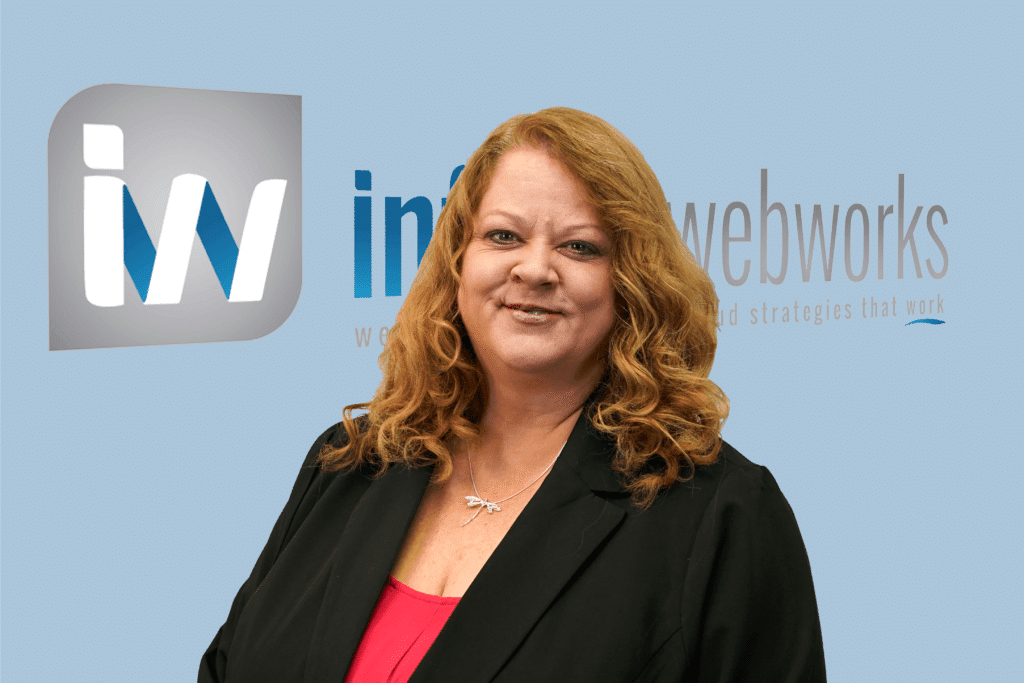 Steph Hooper - Infront Webworks - Digital Marketing Manager