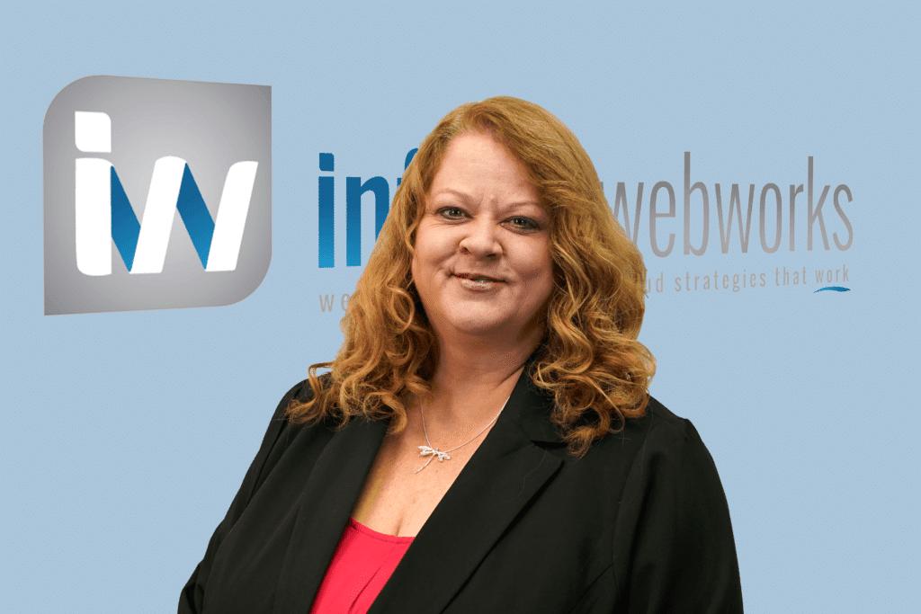 Steph Hooper - Infront Webworks - Digital Marketing Manager
