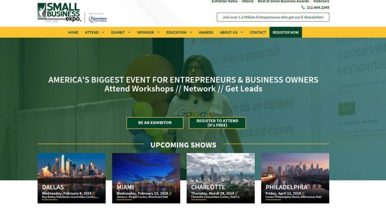 best small business expo