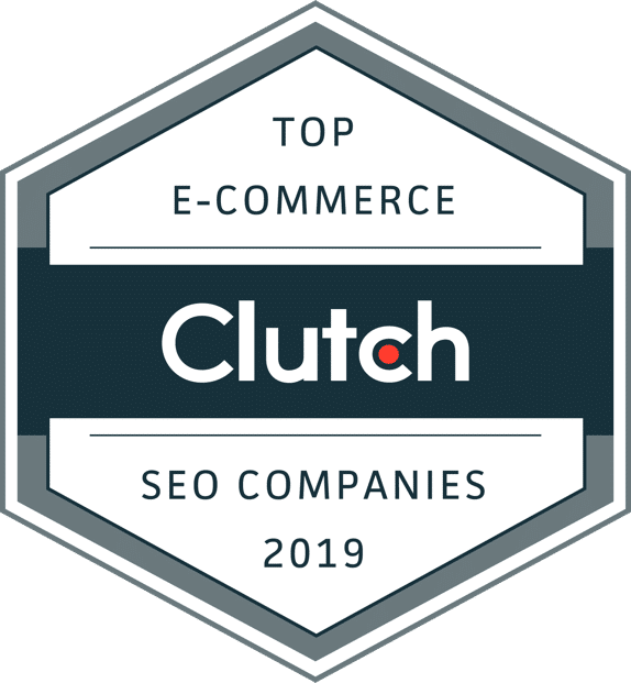 Clutch top e-commerce seo companies 2019