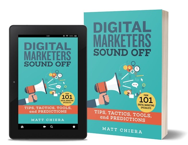 Digital Marketers Sound Off Cover
