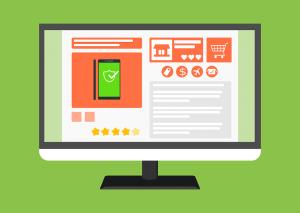 e-commerce web sites