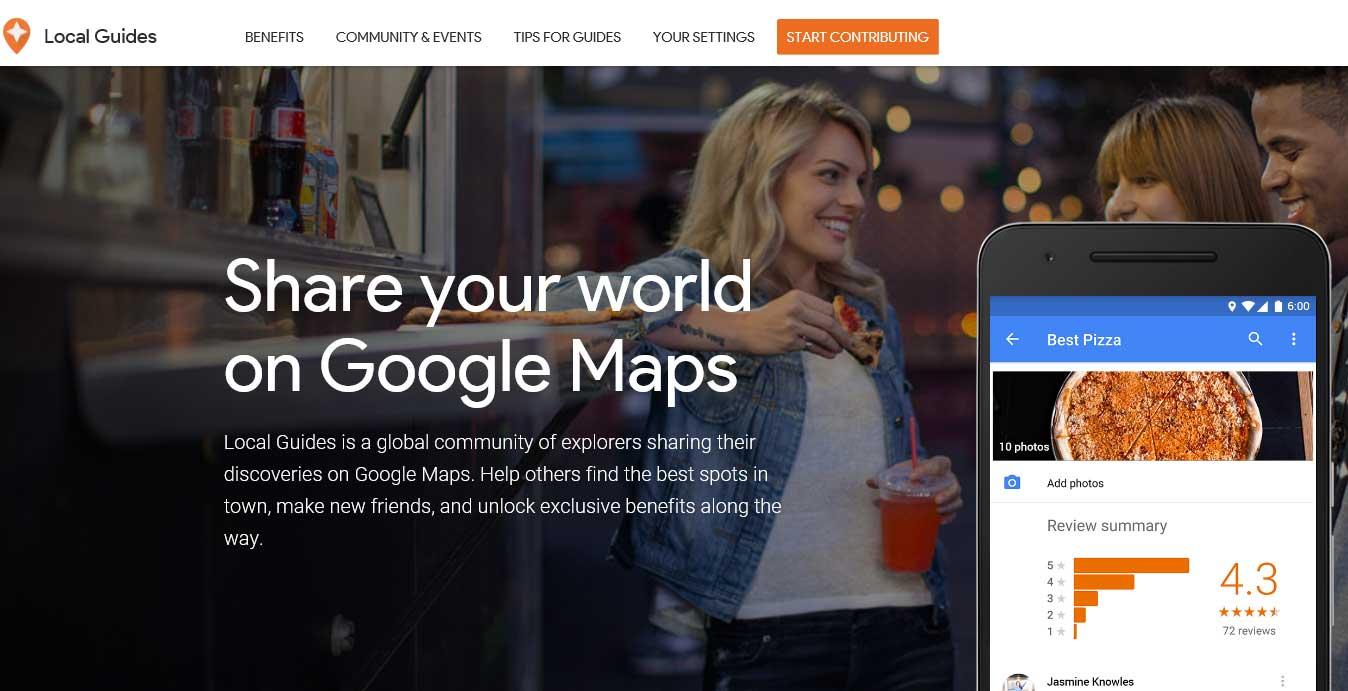 Google Guides Banner