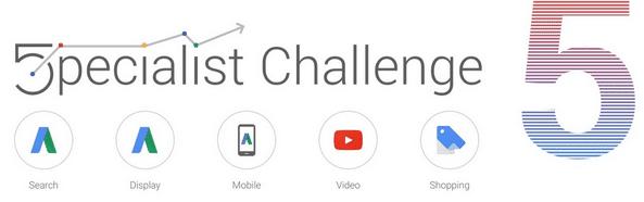 Google Specialist challenge
