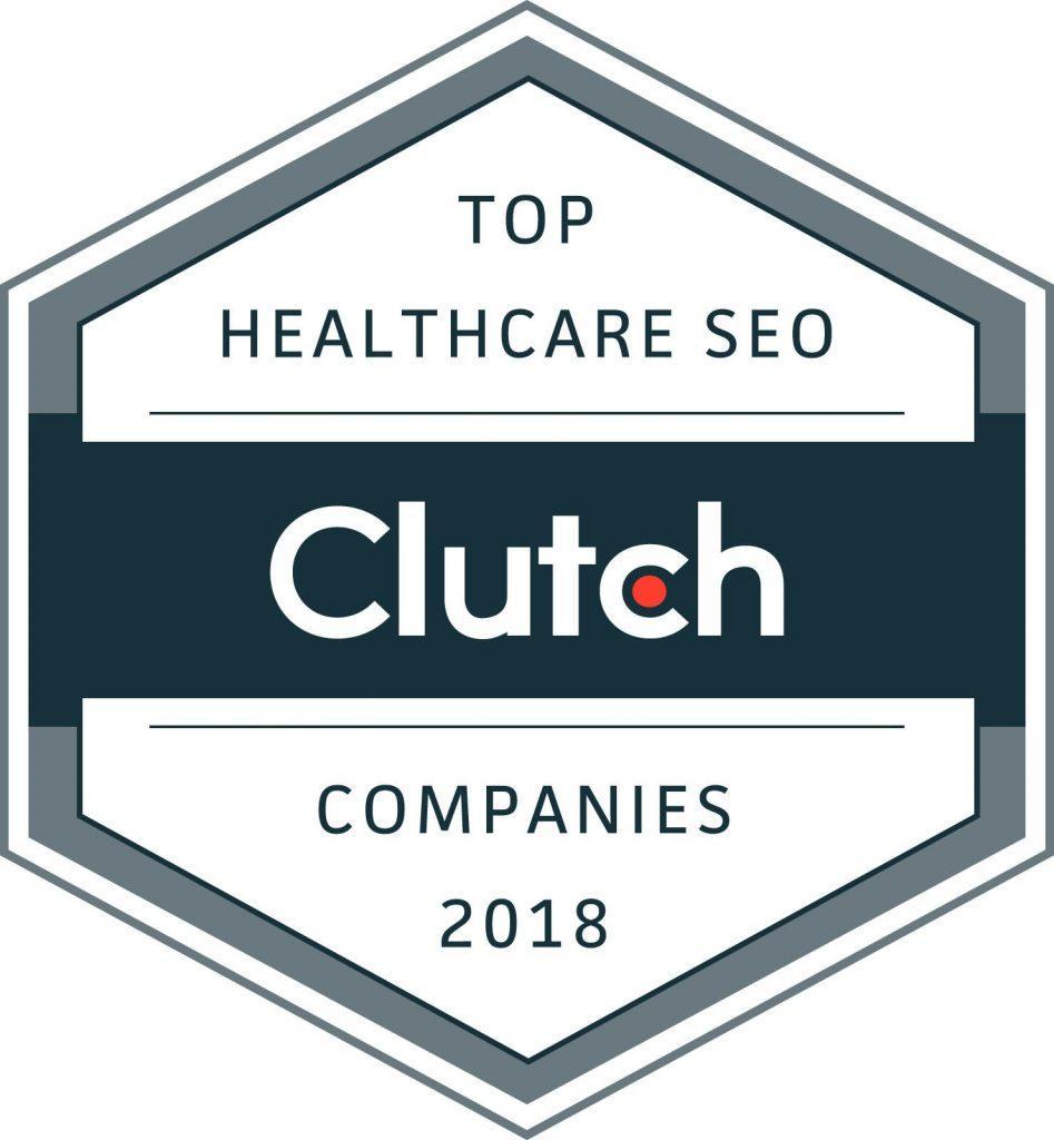 top healthcare seo clutch companies 2018