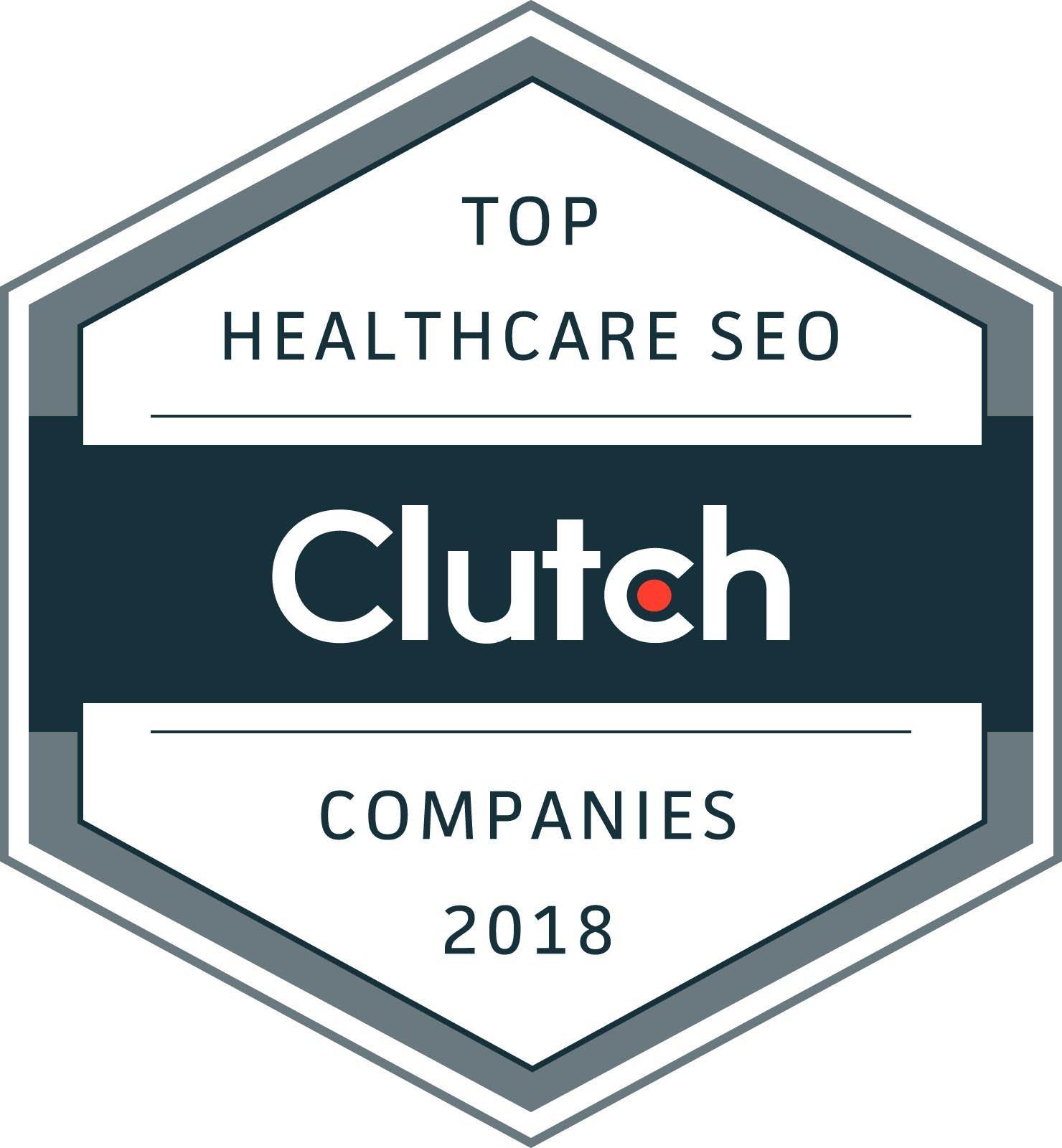 SEO provider - Clutch's Top SEO Agencies List