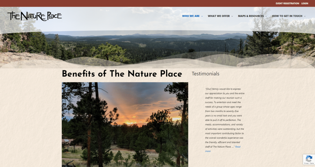 nature place challenges