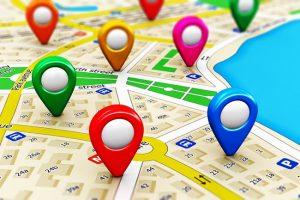 ranking for multiple locations