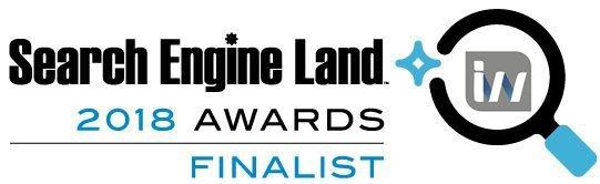 Search Engine Land Awards finalist for 2018