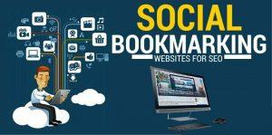 social bookmarking for SEO