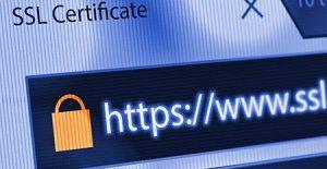 ssl certificate for https