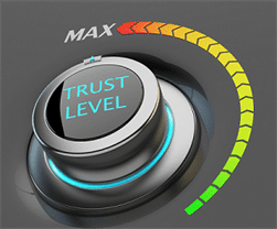 Stand out from your competition - Trust Meter