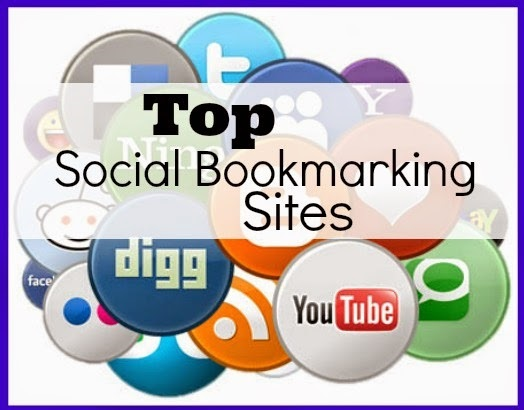 Best sites for Social Bookmarking
