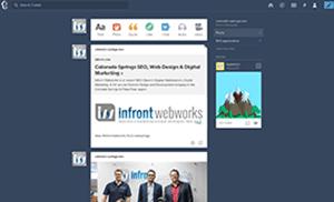 Tumblr Infront Webworks