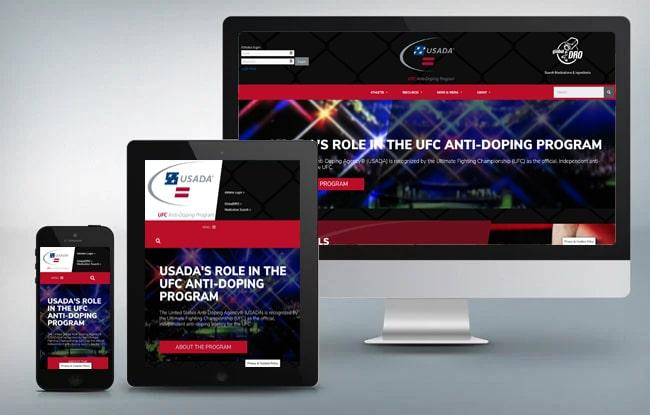 USADA website