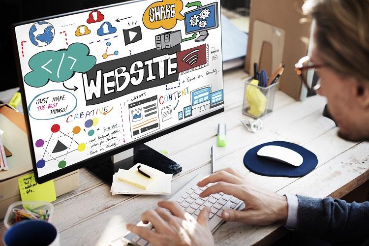 Web design mistake 1