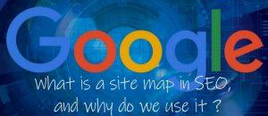 what is a sitemap in SEO and why do we use it?