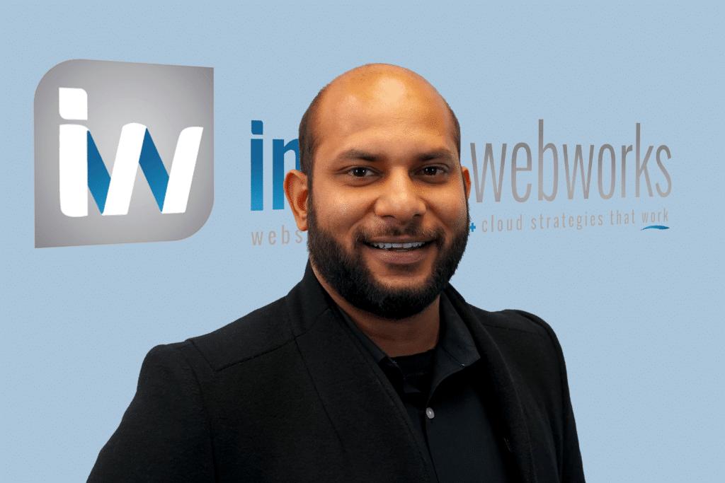 Rishard Ali at Infront Webworks - senior seo