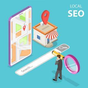 Ranking for local SEO