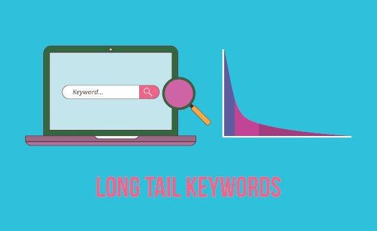 SEO Mistakes - No Long tail keywords