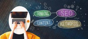 SEO and rankings - content- keywords