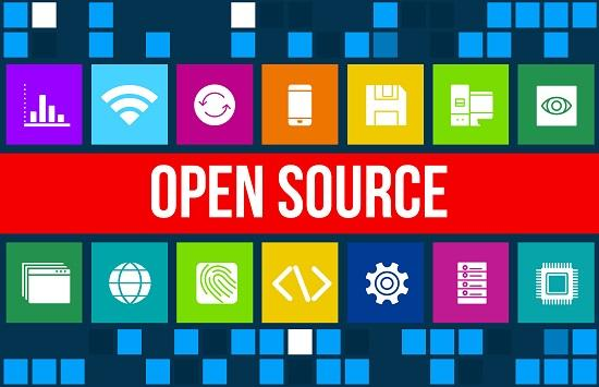 Open concept with WordPress