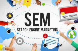 SEM Search Engine Marketing PPC