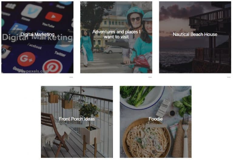 keen - googles ai or machine learning pinterest competitor