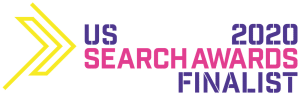 US Search Awards Finalist 2020