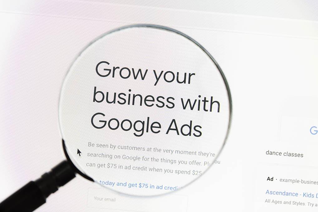 google ad management agency