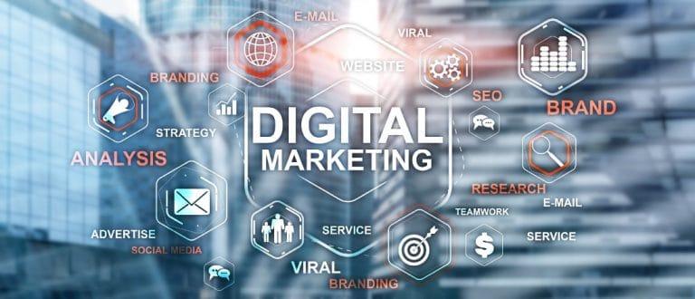 Five digital marketing strategies for small business