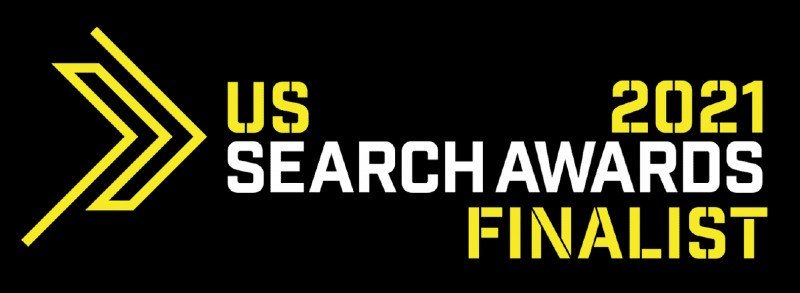 finalist for us search awards