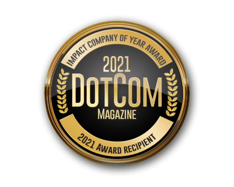 impact company of the year