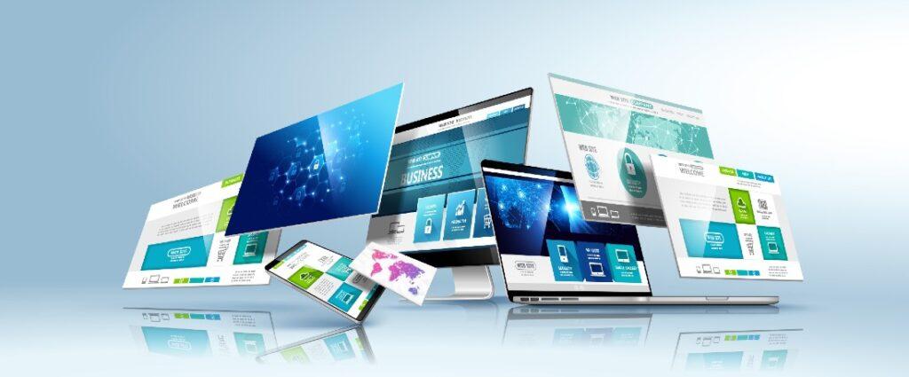 Business website services