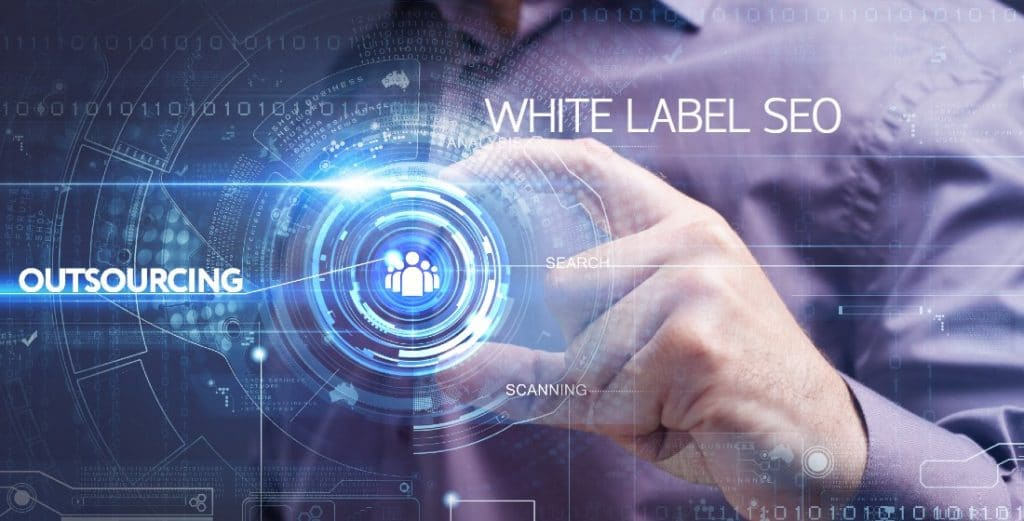 white label seo - outsourcing